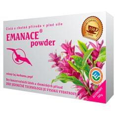 Hannasaki Emanácia powder - zelený čaj, kurkuma, čierne korenie 50 g