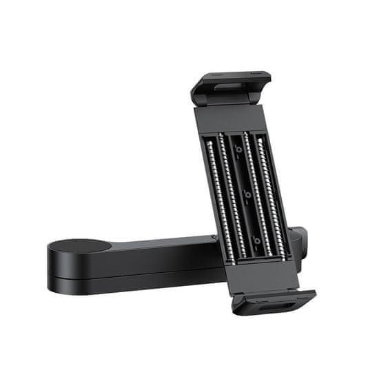 BASEUS Backseat držalo za avto ali tablico za avto 4.7 -12.3'', črna