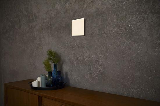 LEDVANCE Smart+ Planon Frameless Square svetilka WIFI TW + RGB 300 x 300