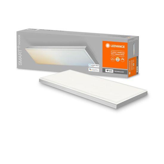 LEDVANCE Smart+ Planon Frameless Rectangular svetilka WIFI TW 400 x 100