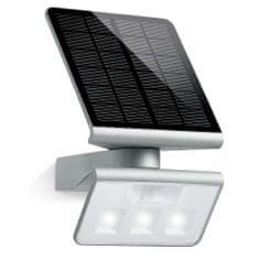 STEINEL Solarna svetilka z senzorjem XSolar L-S srebrna
