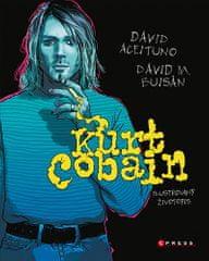Kurt Cobain: Ilustrovaný životopis