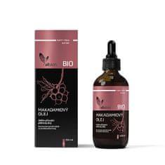 Allskin Makadamiový olej BIO 100 ml