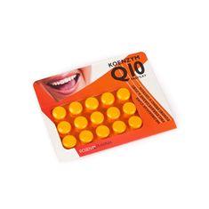 Rosenpharma Rosen Koenzym Q10 30 mg pastilky 15 ks