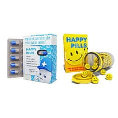 Vetrisol Happy Pills 75 tablet + Happy Imun 30 tablet