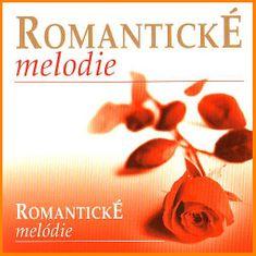 Romantické melodie - CD
