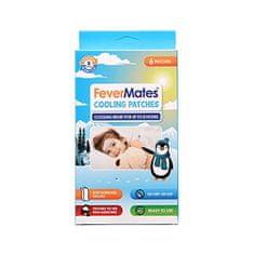 FeverMates chladivé náplasti pre deti