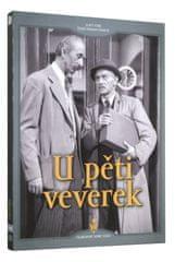 U pěti veverek - DVD