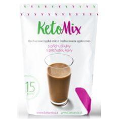 KetoMix Příchuť ke koktejlu - káva 45 g