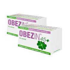 Danare OBEZIN® 45+ měsíční hubnoucí kůra 2 x 90 tobolek