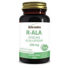 HerbaMedica Acti R - ALA (kyselina lipoová) - 60 tabletiek - 200 mg