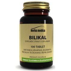 HerbaMedica Bilikal 50g - podpora žlčníka 100 tabliet
