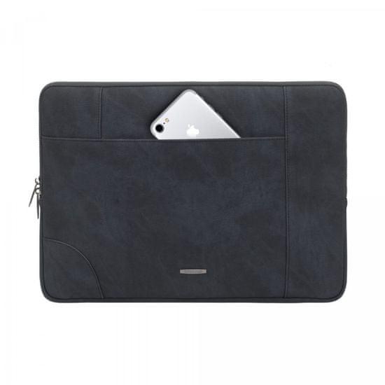 """RivaCase torba za prenosnik, 35.6 cm (14""""), črna (8904)"""