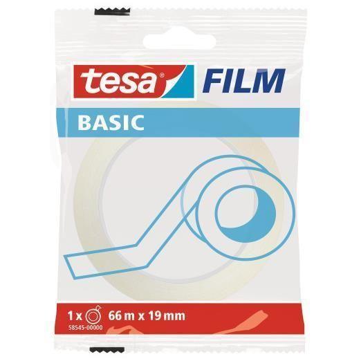 Tesa Basic ljepljiva traka, 19 mm x 33 m