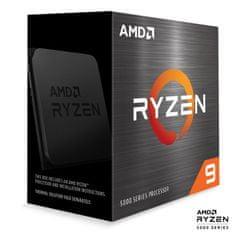 AMD Ryzen 9 5950X procesor, 16 jeder, 32 niti, 105 W (100-100000059WOF)