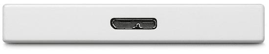 Seagate One Touch zunanji trdi disk, 2 TB, roza