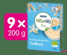Nestlé Naturnes BIO Nemliečna kaša Vanilková 9x200g