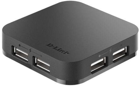 D-LINK USB hub 4 porty (DUB-H4)