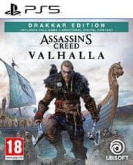 Ubisoft Assassin's Creed Valhalla - Drakkar Special Day 1 Edition igra (PS5)