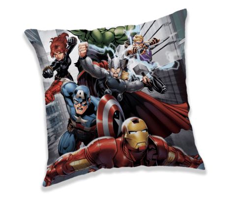 Jerry Fabrics Ukrasni jastuk Avengers Fight