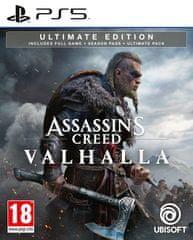 Ubisoft Assassin's Creed Valhalla - Ultimate Edition igra (PS5)