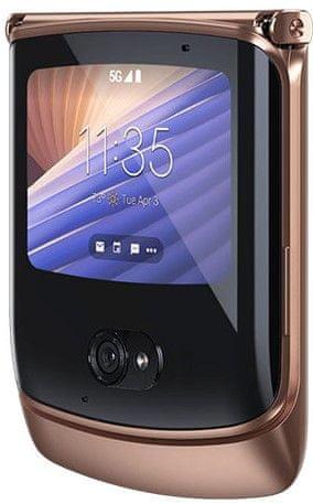 Motorola Moto Razr 5G, 8GB/256GB, Gold
