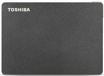 TOSHIBA Canvio Gaming 1TB, černá (HDTX110EK3AA)