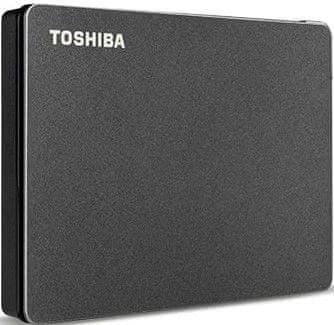 TOSHIBA Canvio Gaming 2TB, černá (HDTX120EK3AA)