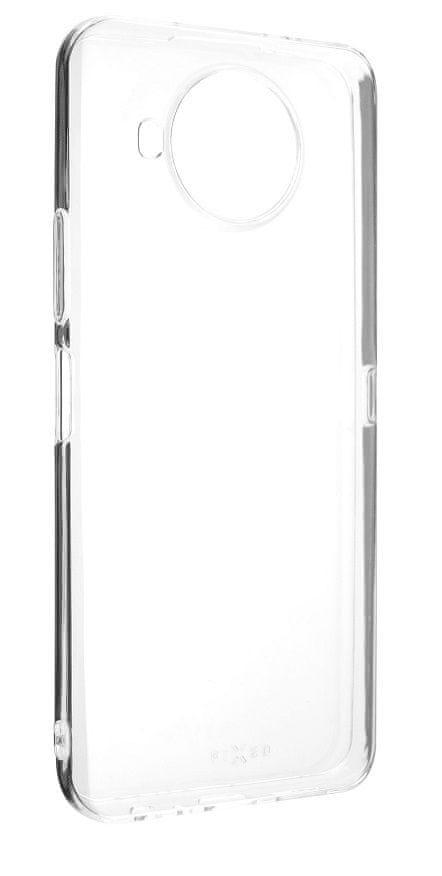 FIXED Ultratenké TPU gelové pouzdro Skin pro Nokia 8.3, 0,6 mm, čiré FIXTCS-539