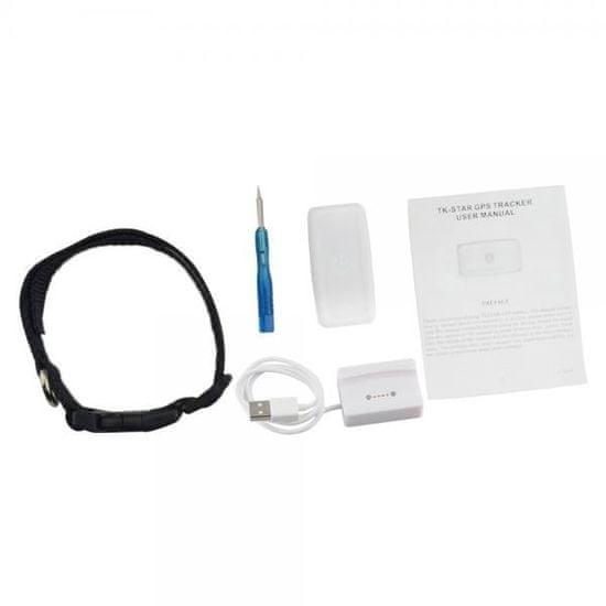 Bentech GPS sledilnik za pse in drugo A700