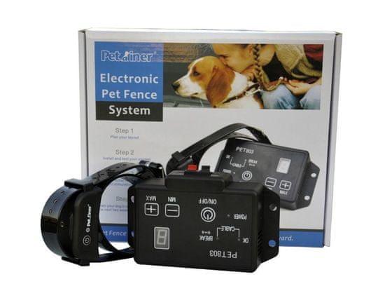 Petrainer Elektryczny pastuch PET803