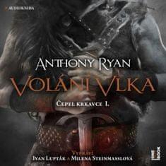 Ryan Anthony: Volání vlka: Čepel krkavce I. (2x CD) - MP3-CD