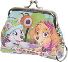 Sun City Dětská peněženka Paw Patrol / taštička Paw Patrol puntíky