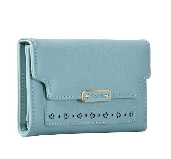 Aaryans Dámská peněženka PT19-1398 modrá