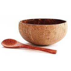 Tropikalia Kokosová miska Organica M se lžící