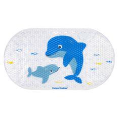 Canpol babies Csúszásmentes alátét a kádba, LOVE&SEA blue