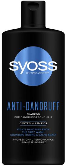 Syoss šampon proti prhljaju, 440 ml