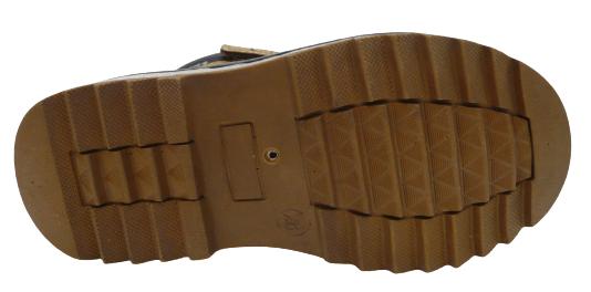 Slobby dětská kotníčková obuv 162-2055-T1 33 hnědá