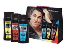 Dermacol Dárkový mix sprchových gelů Men Agent II.