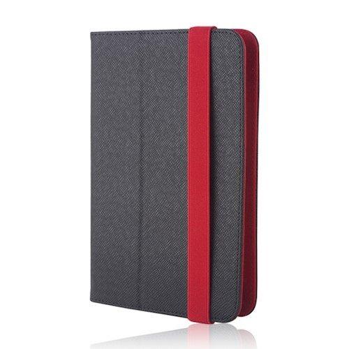 Forever Knížkové pouzdro univerzální Orbi pro tablet 7-8″ GSM013437, červené