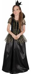 MaDe kostium karnawałowy - zła królowa 130-140