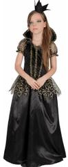 MaDe kostium karnawałowy - zła królowa 120-130