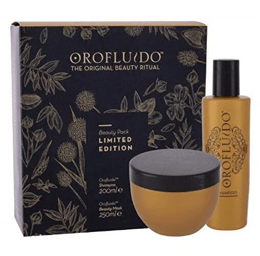 Orofluido Kosmetická sada vlasové péče Beauty Elixir