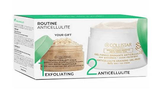Collistar Kosmetická sada proti celulitidě Special Perfect Body Anticellulite Draining Gel-Mud