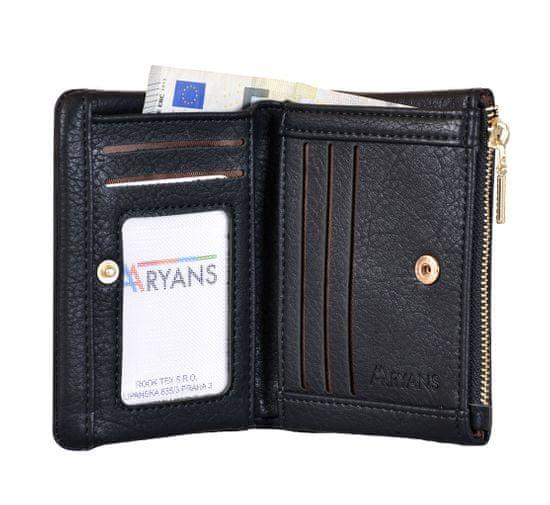 Aaryans Dámská peněženka PT19-1384 černá