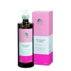 PINO Aromatický masážny olej, Čerešňové kvety, 500 ml