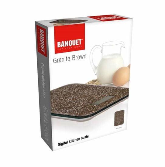 Banquet waga kuchenna Granite Brown 5 kg