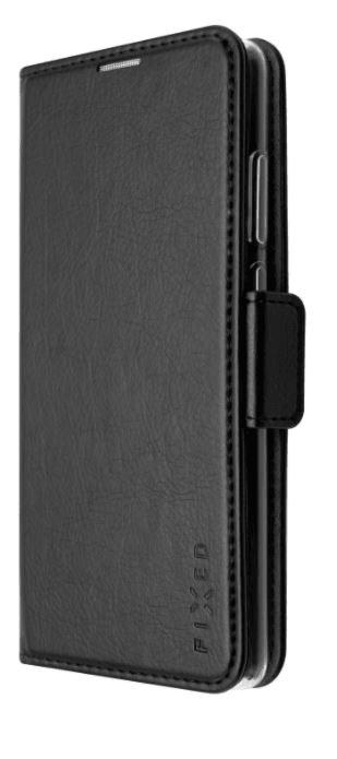FIXED Pouzdro typu kniha Opus New Edition pro Huawei P40 Lite 5G, černé FIXOP2-601-BK