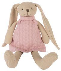 Canpol babies Zajíček Bunny růžový
