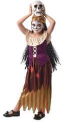 MaDe kostium karnawałowy - czarownica voodoo 134-140